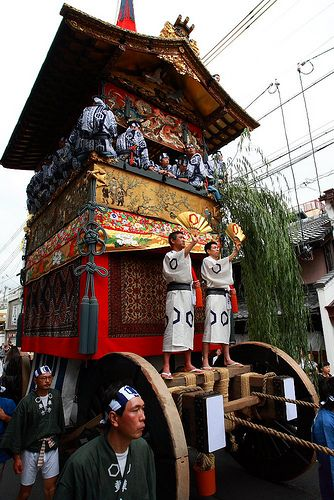 Gionmaturi Festival-18 KYOTO JAPAN