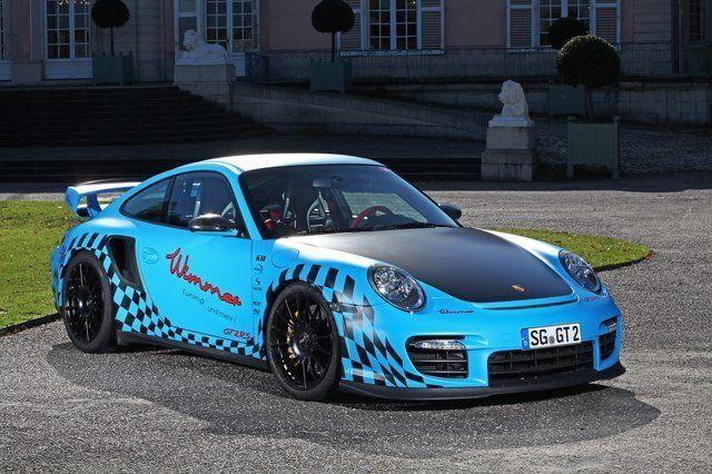 Wimmer RS 2013 Porsche 911 GT2 RS