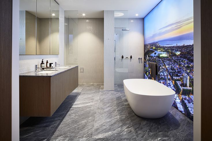 Melbourne Square Display Suite   IB Projects