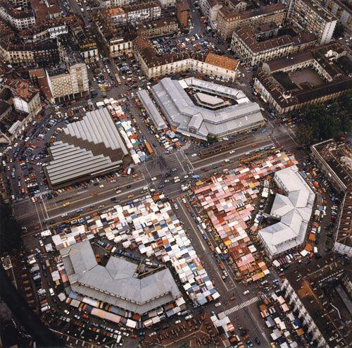 Porta Palazzo - Mercato all'aperto più grande d'Europa