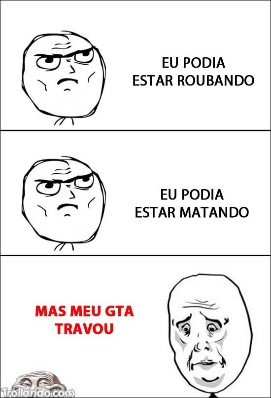 GTA-Travado