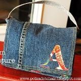 Denim Bible Cover: Scriptures Cases, Polka Dots, Messenger Bags, Dots Chairs, Scripture Case, Tutorial, Denim Bag, Old Jeans, While