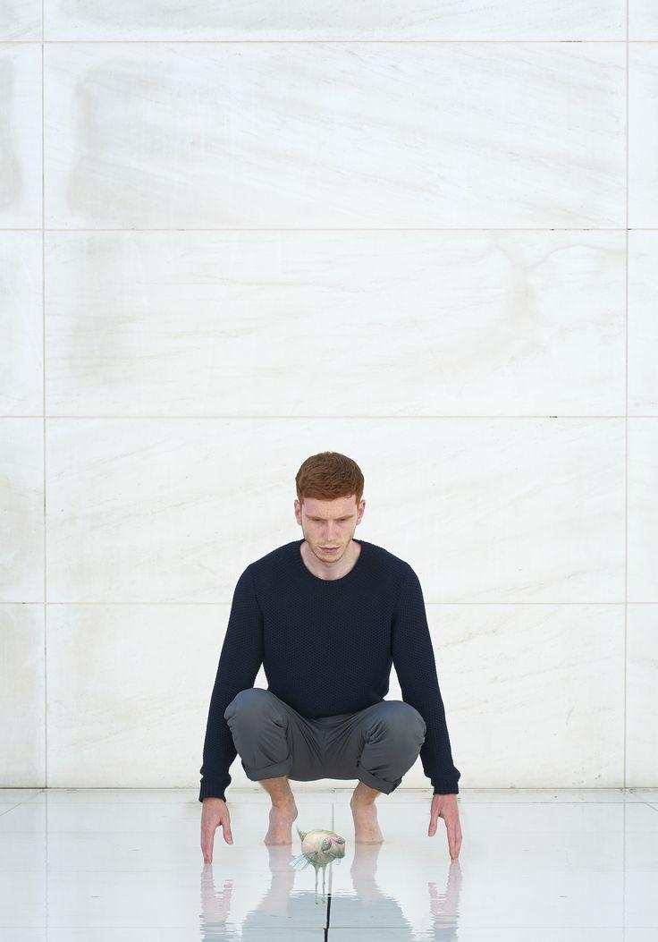 Bolado, editorial de moda (fotografía e ilustración: Rebekka Bruggner)