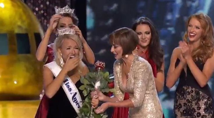Miss Arkansas is Miss America 2017