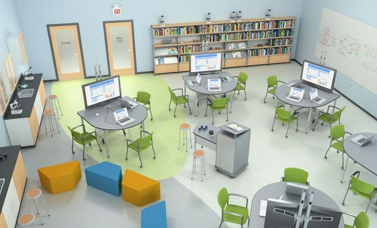 Classroom Layout With Tables ~ Stem classrooms google search robotics design