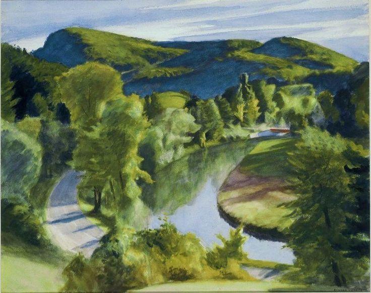 Edward Hopper | Edward hopper, Edward hopper paintings