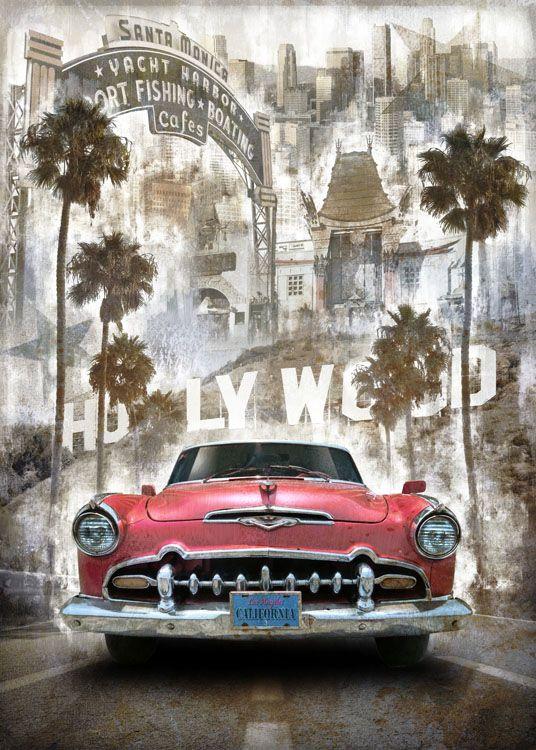 Coche Hollywood (Bresso Sola)  Para saber más sobre los coches no olvides visitar marcasdecoches.org