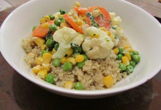 Miért jobb a quinoa, mint a rizs? | NOSALTY