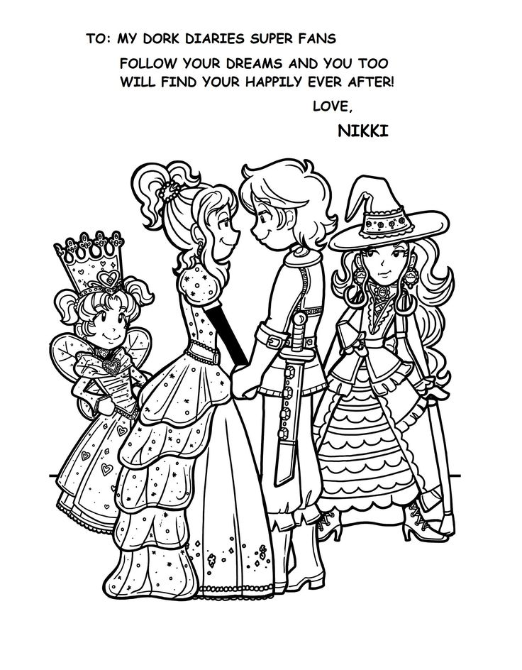 Dork diaries: dear dork - scholastic book club, When nikki joins the school newspaper as an agony aunt, she finds that all the dramas and dilemmas leave her needing most help of all!. Description from besttoddlertoys.eu. I searched for this on bing.com/images