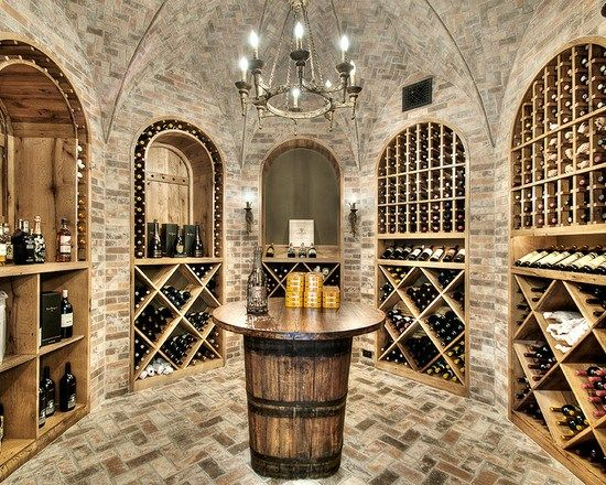 Home Decor Wine Cellar