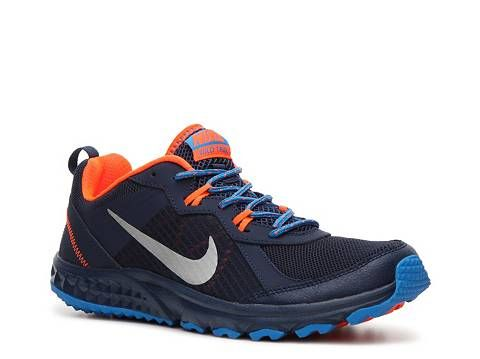 Nike Wild Trail Lightweight Running Shoe - Mens  d86b3bf8d