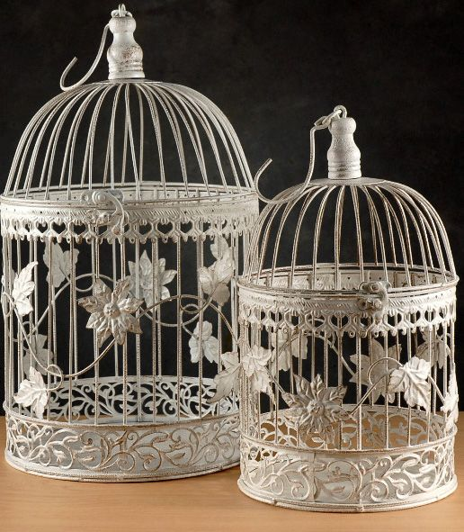 Bird Cage Crafts