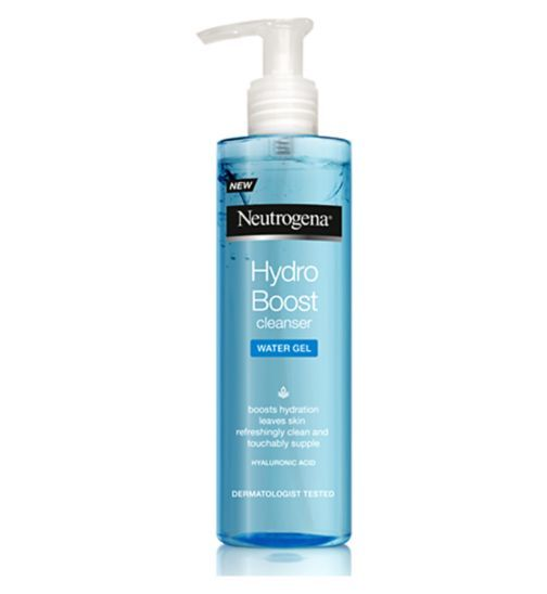 Neutrogena Hydro Boost Water Gel Cleanser - Boots