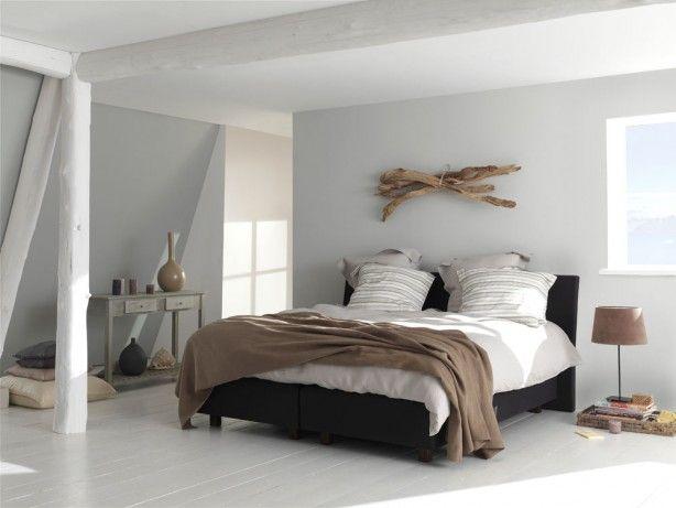 Slaapkamer ideeën houten balken
