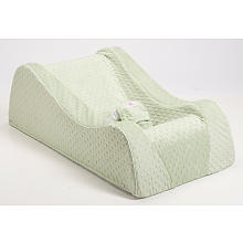 """Nap Nanny Chill Portable Recliner - Minky Sage - Nap Nanny - Babies """"R"""" Us. If this baby is anything like Maddie was then this could come in handy. Too bad it's so expensive"""