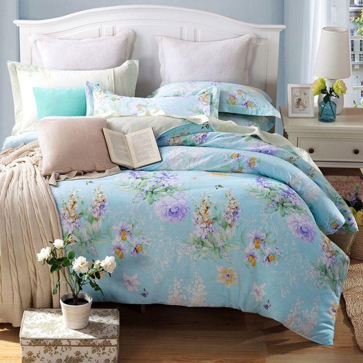 100% twill cotton bedding set 4pcs/set douillette lit enfant conjunto de cama bedding set cotton