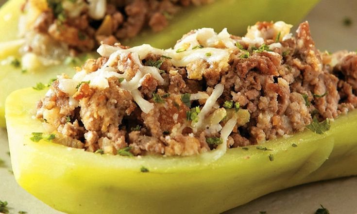 Receita de Chuchu com Carne Moída , Delicioso e fácil de fazer! Aprenda a Receita!