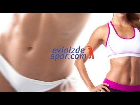Alt Göbek Eritme Egzersiz Programı - YouTube
