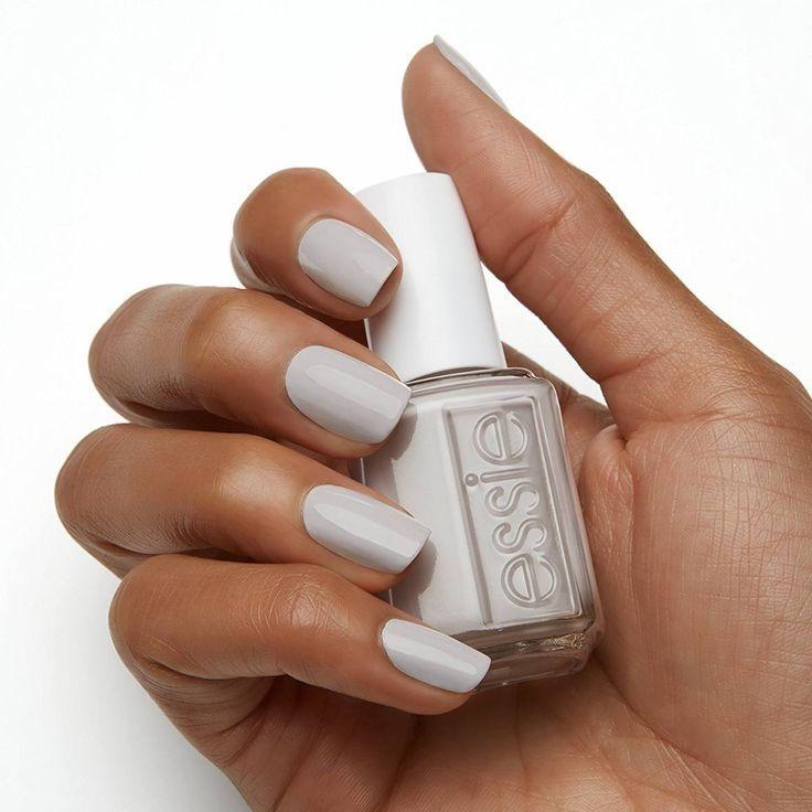 Best 25+ Grey nail polish ideas on Pinterest | Fall nail ...