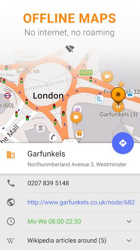 Maps & GPS Navigation OsmAnd v2.9.1 [Paid]   Maps & GPS Navigation OsmAnd v2.9.1 [Paid] Requirements:4.0 Overview:Osmand is opensource navigation application with raster/vector maps  Osmand is an open source navigation application with access to a wide variety of global open street map data. All map data (vector or tile maps) can be stored on the phone memory card for offline usage. Osmand also offers offline and online routing functionality including voice guidance. Osmand is the paid…