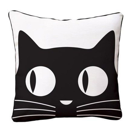 I pinned this Big Eyes Cat Pillow from the Reigning Cats & Dogs event at Joss and Main!