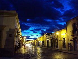 Oaxaca, Oaxaca Mexico June 16th, 2013 - July 31st, 2013