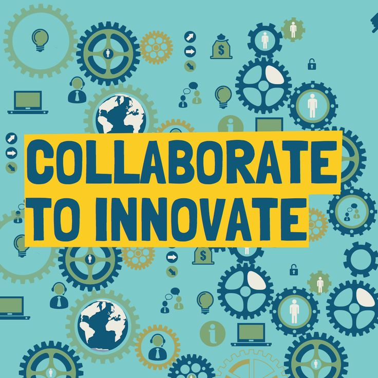 Collaborative Organizations - iPad wallpaper