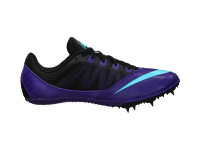 Nike Zoom Rival S 7 Women's Track Spike -Electro Purple/Gamma Blue-Black