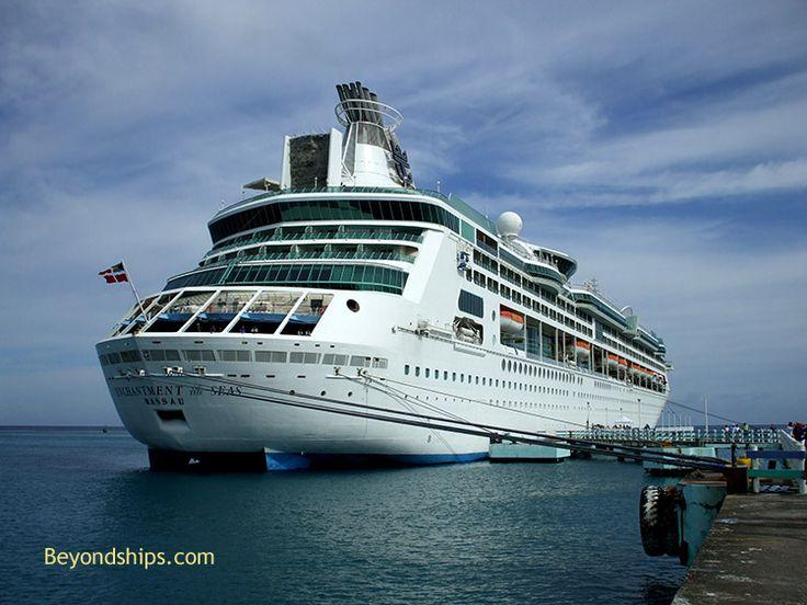 Photo of cruise ship Enchantment of the Seas Royal Caribbean