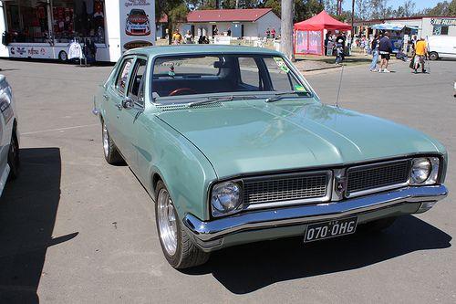 1970 HG Holden