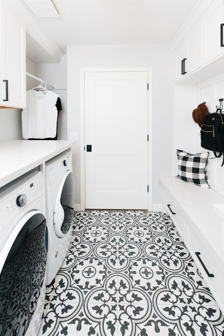 Laundry Room Mudroom Reveal Our House