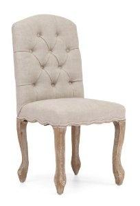ZUO ERA Noe Valley Chair, Beige, Set of 2