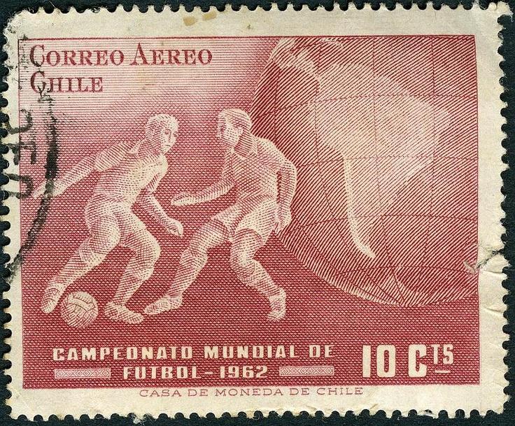Campeonato mundial de fútbol, Chile 1962.