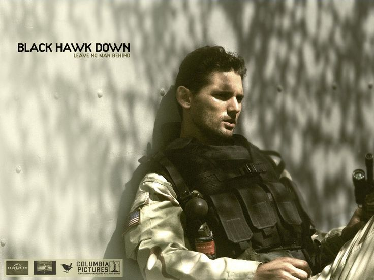 How did Black Hawk Down the movie differ from real events?