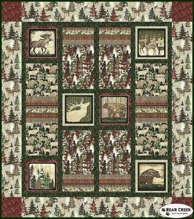 358 Best Quilt Panels Images On Pinterest Panel Quilts