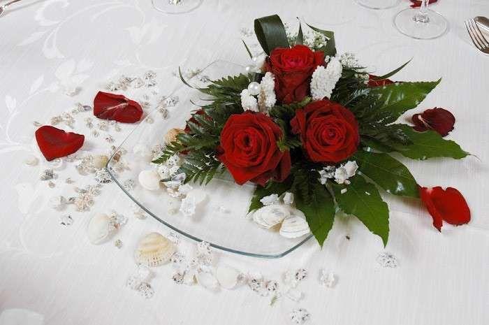 Risultati immagini per decorazioni tavolo sposi