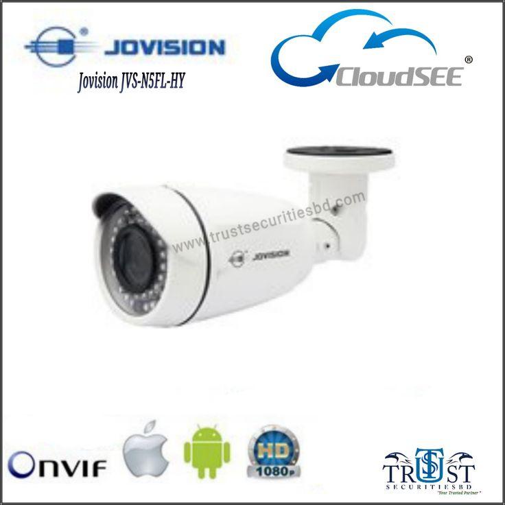 Jovision JVS-N5FL-HY 2MP HD Camera – Trust SecuritiesBD