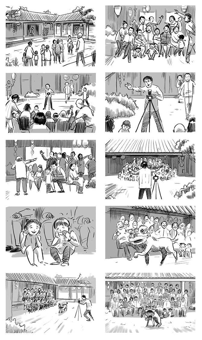 69 best storyboard images on Pinterest Storyboard, Ads creative - commercial storyboards