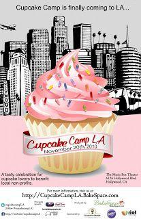 Great Fundraising Idea: Cupcake Camp LA