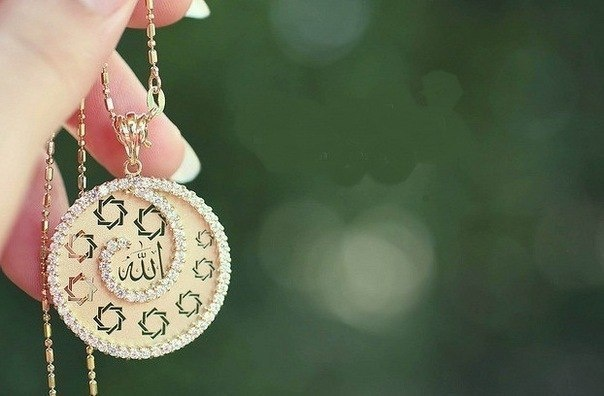 It is not only an exquisite design but also an amazing way of remembiring about faith. ♡