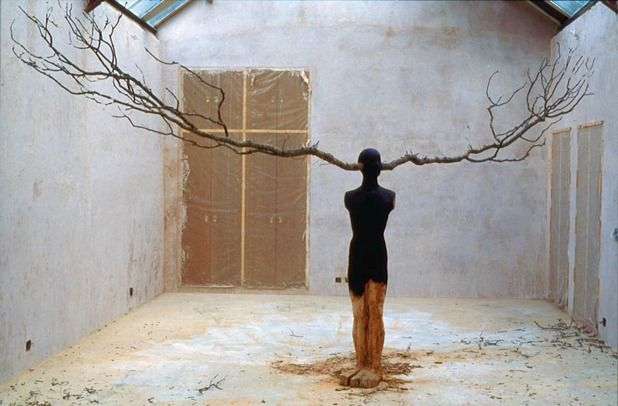 Antony Gormley....pretty fantastic!