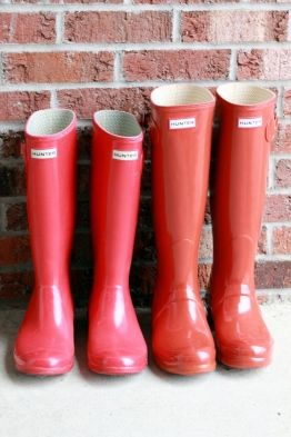 Tips for buying Hunter boots! Great information!!!