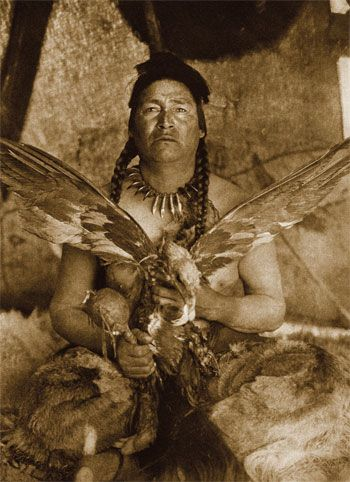 daydreaming of a day in the life of Edward Sheriff Curtis