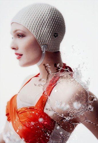 1000 Images About Bathing Caps On Pinterest Models