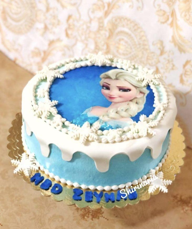 كيك فروزن Birthday Cake Cake Desserts