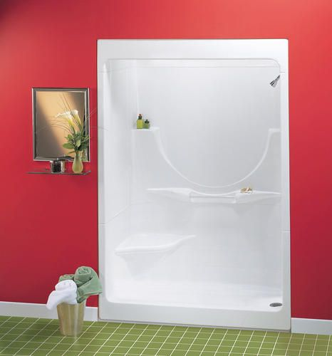 Maax allegro i 3 piece with roofcap lh seat rh drain for 3 piece bathroom ideas