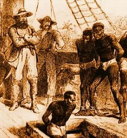 "Africans did NOT sell their own people into slavery. My country Ghana was a major Slave Trading Post. I was shocked to read so many people believe Africans sold their own brothers and sisters into slavery. There were 2 types of slave trading in Africa. Arab traders Trans-Saharan and Europeans Trans-Atlantic Slave Trade. Criminals condemned to death in various societies for being ""Un-African"" helped ""white strangers"" get slaves as servants. Whites turned the criminals into monsters with…"
