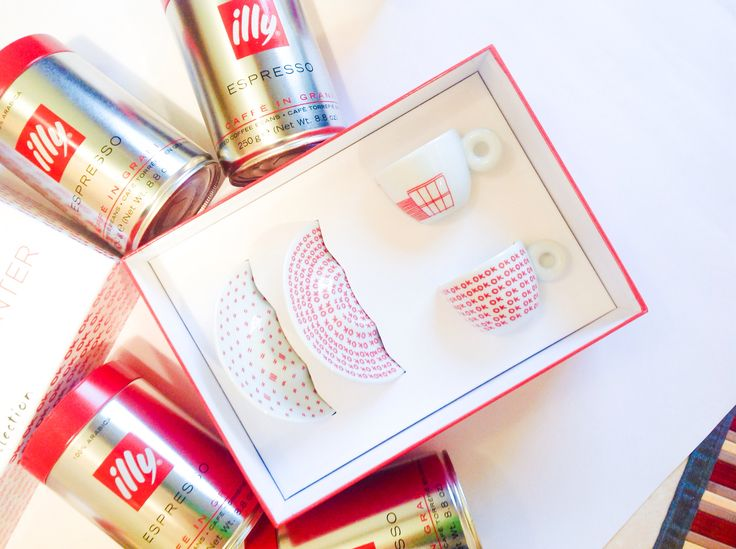 But first....coffee! Visit www.thecurlyway.com to read about my latest collaboration with Illy!