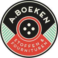 A. Boeken — Stoffen & Fournituren - nieuwe hoogstraat 31 (centrum)