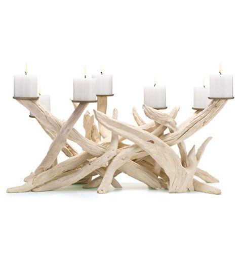 Driftwood Candelabra   Jen Going Interiors